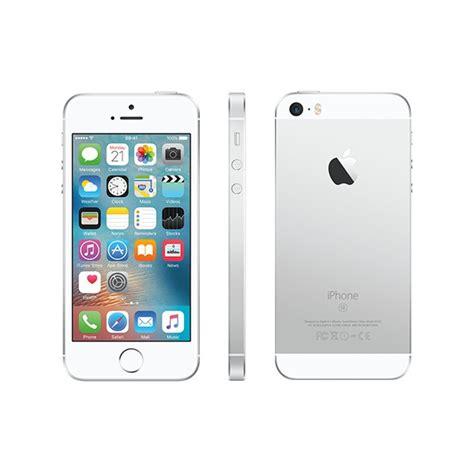 Apple Iphone Se 32gb apple iphone se 32gb silver cartronics