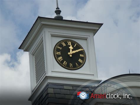 Cupola Construction by Cupola Clocks For Any Roof Or Building With One To Four