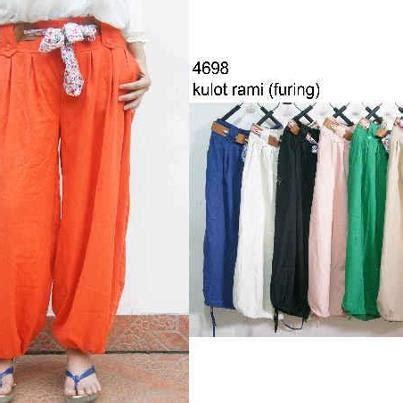 Gamis Busana Muslim Wanita Inf 047 bawahan rok celana jual baju dress wanitabaju muslim