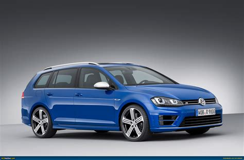 volkswagen golf wagon ausmotive com 187 volkswagen golf r wagon revealed