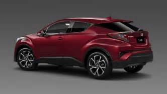 Expose New 2017 Toyota Ch R Suv Interior 2017 Toyota C Hr Australian Spec Revealed Car