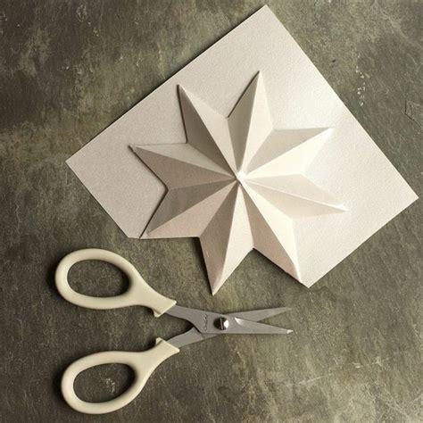 sterne basteln aus papier 3134 123 ideen weihnachtssterne basteln archzine net