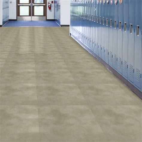 Commercial Vinyl Plank Flooring Shaw Crete Commercial Vinyl Tile 0203v