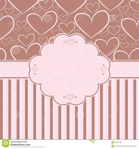 pattern label card with label and seamless pattern with silhouet stock