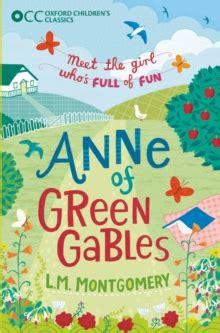 libro oxford childrens classics anne oxford children s classics anne of green gables l m montgomery 9780192737472 telegraph