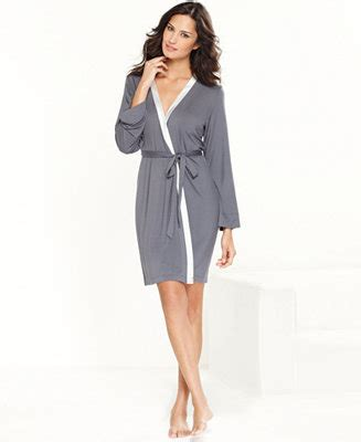 serre bathrobe alfani essentials knit robe only at macy s bras