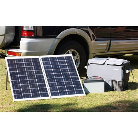 portable solar panel kits for home portable solar panel kit to power up your solar generator enerdrive 120w