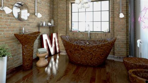 chocolate bathroom bathroom made out of chocolate can be yours for just