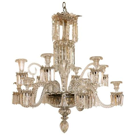 Baccarat Chandelier Prices 12 Arm Baccarat Chandelier With Bells And Scrolls For Sale Antiques Classifieds