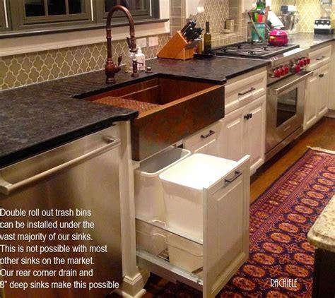 rachiele copper farm sinks 25 best ideas about apron front sink on apron