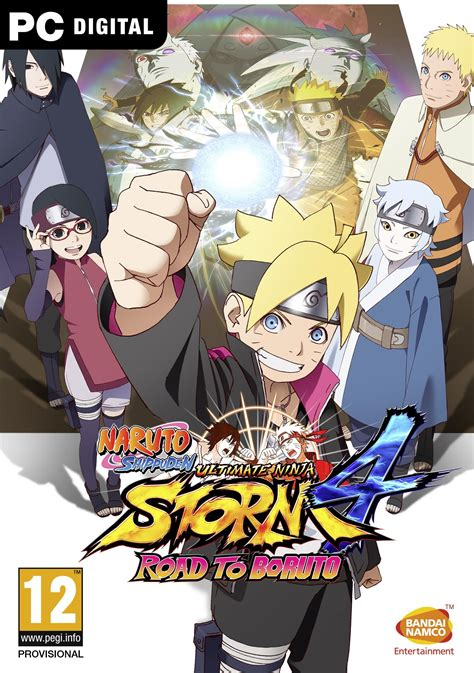 boruto ps4 buy naruto shippuden ultimate ninja storm 4 road to