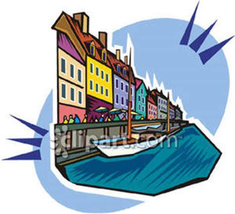 cartoon venice boat venice clip art cliparts