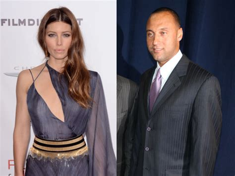 Derek Jeter Is Dating Biel by 15 Couples You Didn T About