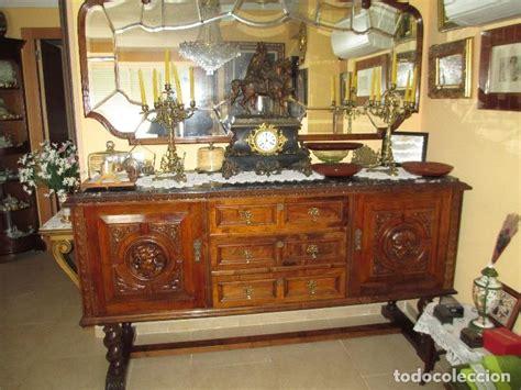 salon comedor antiguoestilo renacentista talla comprar