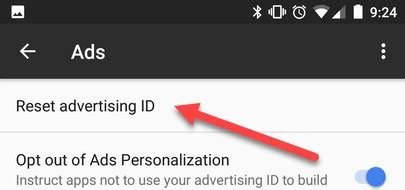 ad tracking android how to opt out of ad tracking from the largest ad networks comparitech