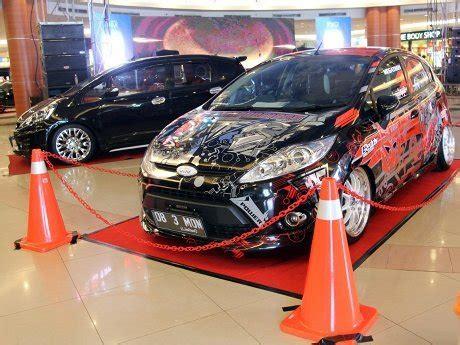 Jok Mobil Road Kontes Modifikasi Jok Dan Interior Mobil Mbtech