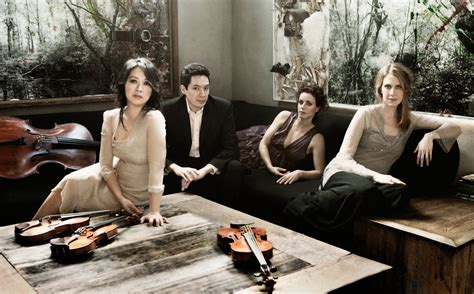 Arts String Quartet - opus staged reading and daedalus string quartet