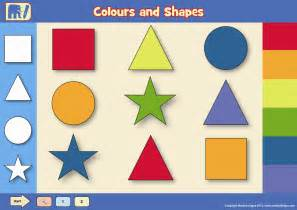 shapes and colors shapes and colours mantra lingua