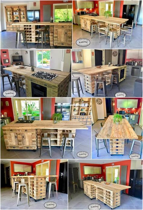 recycled pallet dining table recycled pallet kitchen island table dining table