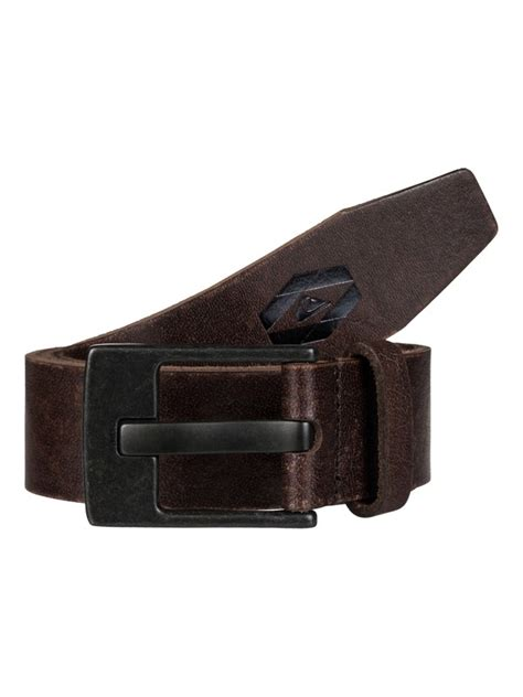 Reyl Acoustic 03 Safety Leather revival leather belt eqyaa03397 quiksilver