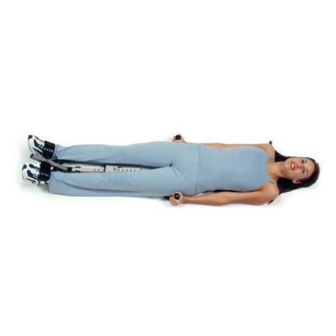 lynx portable back stretcher