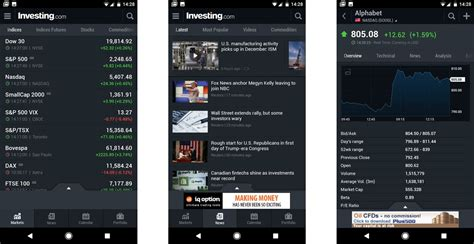 android stock price best stock market quote apps for android android central