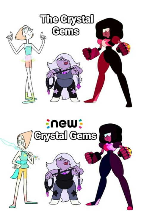 Cristal X New owned by gem tendo steven universe your meme
