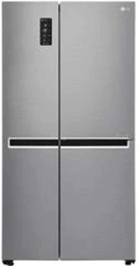 Gc B247sluv lg 687 litres gc b247sluv side by side refrigerator price