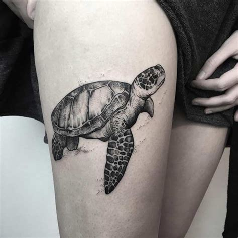pinterest tattoo realistic black and white realistic sea turtle tattoo pin