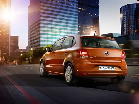Volkswagen Polo Price In India by Volkswagen Polo Highline Plus Launched In India Price