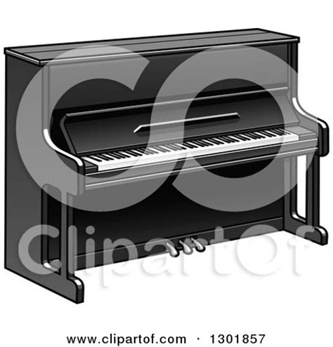 cartoon themes piano royalty free vector clip art illustration of a background