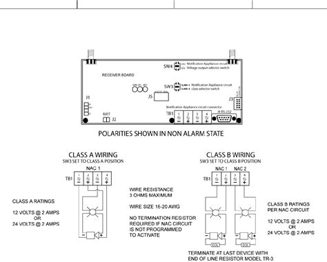 notifier eol resistor addressable alarm wiring diagram php addressable wiring exles and