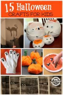 Halloween Decorations For Preschoolers Easy Halloween Crafts For Kids