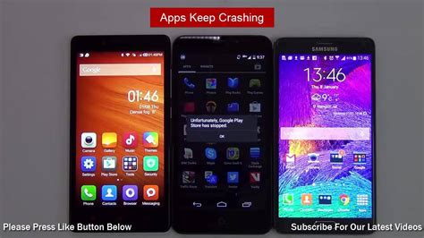 android troubleshooting android troubleshooting applications keep crashing how to fix