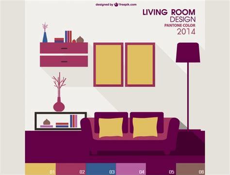 30 Inspiring Interior Design Illustrations Ai Free Premium Templates Interior Design Room Templates Free