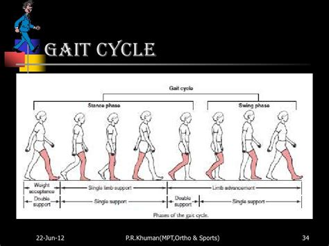 gait pattern types normal walking gait cycle pictures to pin on pinterest