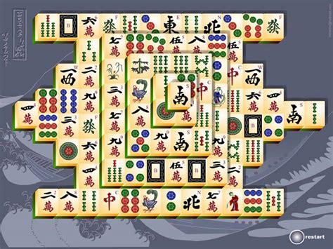 mahjong   table game  mybaccaratguidecom