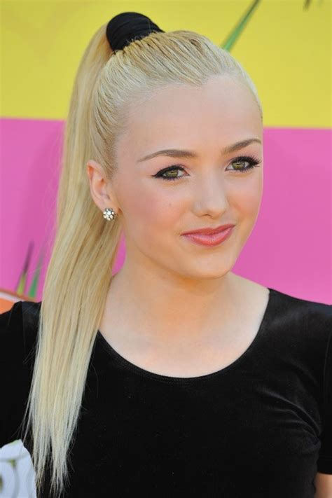 list of hairstyles peyton list straight high ponytail ponytail hairstyle