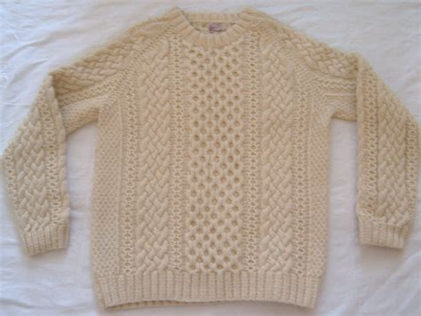 knitting supplies ireland sweaters clan aran sweater wool sweaters mens
