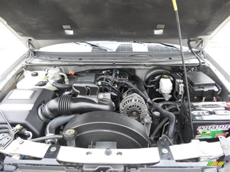 2004 chevrolet 2 2l sfi dohc 4cyl repair guides chevrolet trailblazer 4 2 2008 auto images and specification