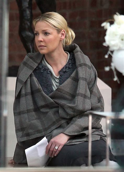 Style Katherine Heigl Fabsugar Want Need 4 by Katherine Heigl In On Set Of Quot New Year S
