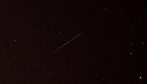 lyrid meteor shower last night i went out to pawnee sonic boom from possible bolide in last night s lyrids