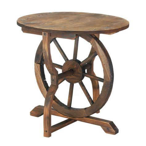 Wagon Wheel Table by Wagon Wheel Table Wholesale At Koehler Home Decor