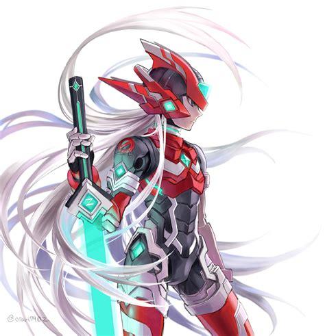rockman zero rockman zero zerochan anime image board