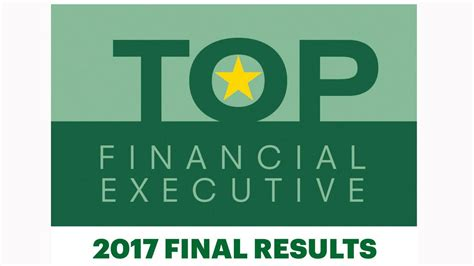 Top Mba Finance Programs 2017 by Dbj Names Top Financial Executive Of The Year Photos