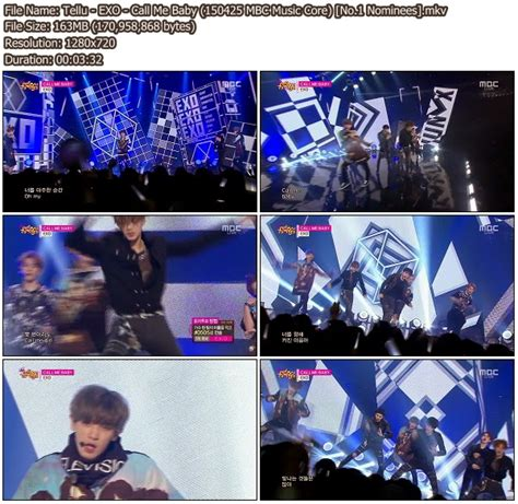download mp3 exo call me baby korean ver download perf exo call me baby encore mbc music