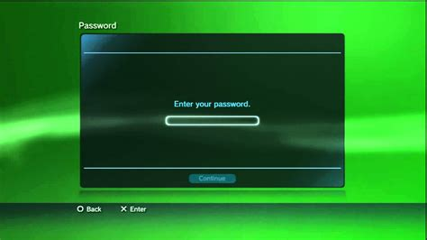 how do you reset video on ps3 how to change your password on ps3 youtube