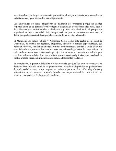 gua completa para tocar 1911267132 iniciativa de ley de enfermedades raras guatemala completa 1