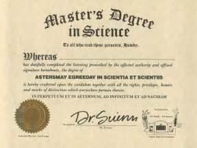 master s degree