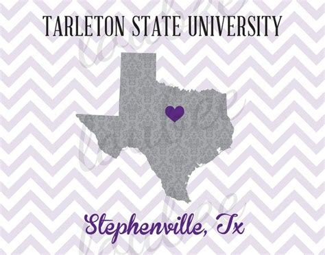 Tarleton State Stephenville Mba by 25 Unique Tarleton State Ideas On